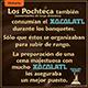 El consumo del chocolate por los Pochteca