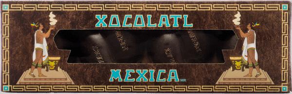 Caja Chica Cacao - Xocolatl Mexica