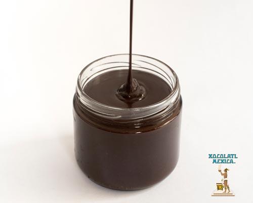 Chocolate con Miel de Agave sin azúcar MielCacaco - Xocolatl Mexica