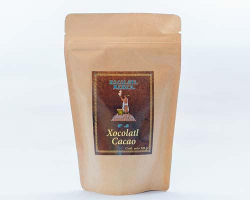 Chocolate de Mesa Artesanal - Xocolatl Mexica