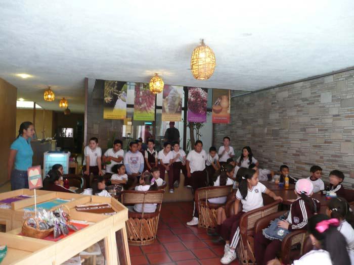 Visitas Escolares y Turísticas - Xocolatl Mexica