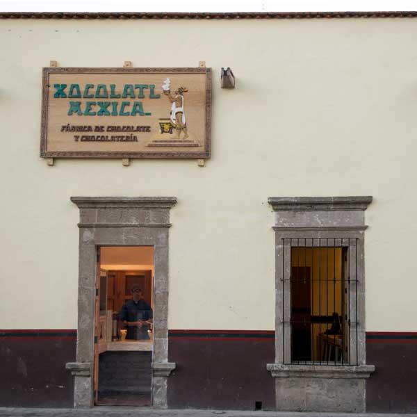 Chocolatería Encino - Xocolatl Mexica