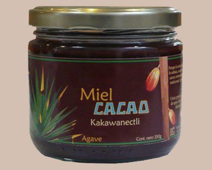Chocolate con Miel de Agave - Xocolatl Mexica