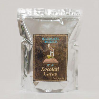 Chocolate en polvo para cafeteria - Xocolatl Mexica