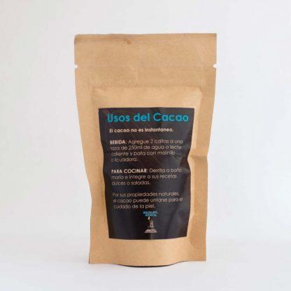 Cacao puro sin azúcar - Xocolatl Mexica