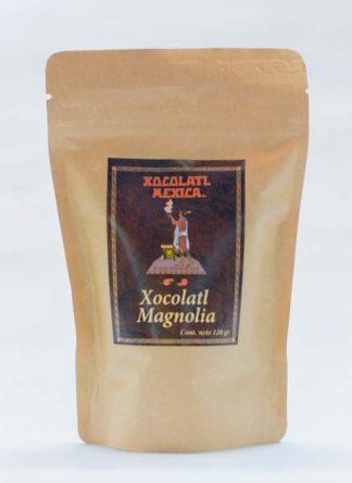 Chocolate Magnolia 120g - Xocolatl Mexica