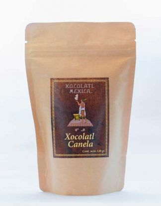 Chocolate Canela 120g - Xocolatl Mexica