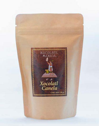 Chocolate Canela 120g - Xocolatl Mexica