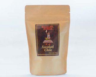 Chocolate con Chile - Xocolatl Mexica