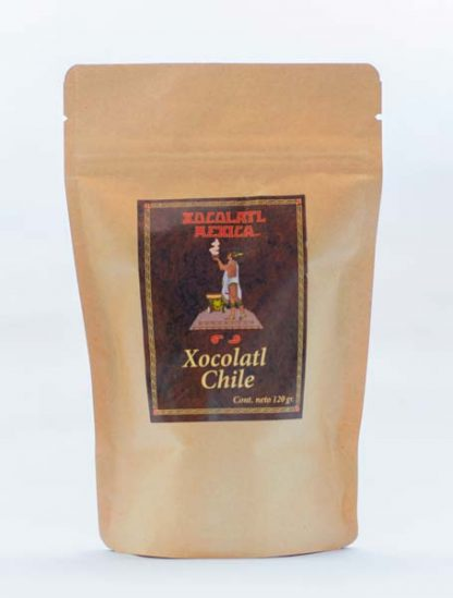 Chocolate Chile 120g - Xocolatl Mexica