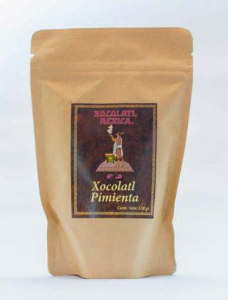 Chocolate Pimienta 120g - Xocolatl Mexica
