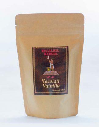 Chocolate Vainilla 120g - Xocolatl Mexica